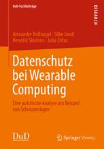 Datenschutz bei Wearable Computing