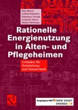 Rationelle Energienutzung in Alten- und Pflegeheimen