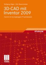 3D-CAD mit Inventor 2009
