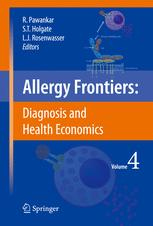 Allergy Frontiers: Diagnosis and Health Economics