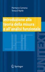 Introduzione alla teoria della misura e all'analisi funzionale