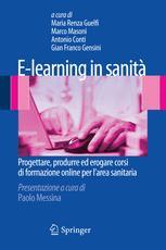 E-learning in sanità