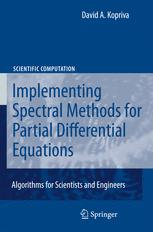 Implementing Spectral Methods for Partial Differential Equations