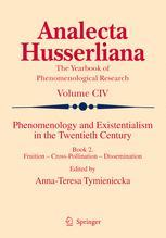 Phenomenology and Existentialism in the Twentieth Century