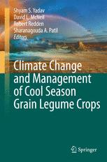 Climate Change and Management of  Cool Season Grain Legume Crops
