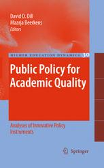 Public Policy for Academic Quality