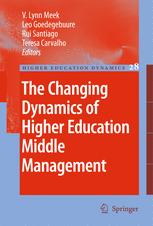 The Changing Dynamics of Higher Education Middle Management
