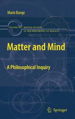 Matter and Mind