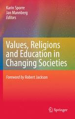 Values, Religions and Education in Changing Societies