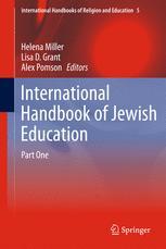 International Handbook of Jewish Education