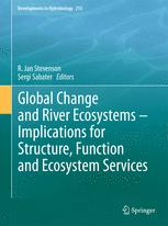 Book cover Global Change and River Ecosystems—Implications for Structure, Function and Ecosystem Services