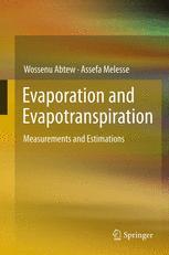 Evaporation and Evapotranspiration