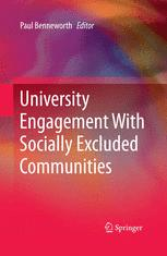 University Engagement With Socially Excluded Communities
