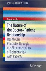 The Nature of the Doctor-Patient Relationship