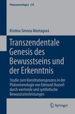 Transzendentale Genesis des Bewusstseins und der Erkenntnis