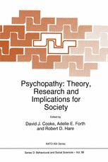 pyscopath essay Free essay: psychopathy is a disease of the mind, in which the psychological state of someone has emotional or behavioral problems serious enough to require.