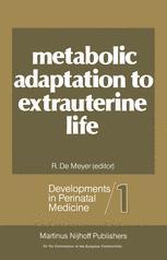 Metabolic Adaptation to Extrauterine Life