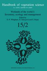 Wetlands of the world: Inventory, ecology and management Volume I