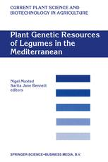 Plant Genetic Resources of Legumes in the Mediterranean