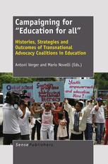 "Campaigning for ""Education for All"""