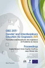 GIEE 2011: Gender and Interdisciplinary Education for Engineers