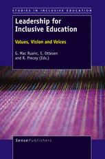 Leadership for Inclusive Education