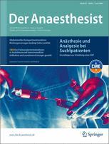 Der Anaesthesist
