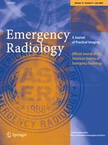 Emergency Radiology