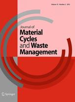 Journal of Material Cycles and Waste Management