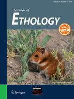 Journal of Ethology
