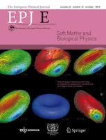 The European Physical Journal E