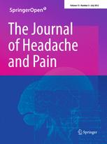 The Journal of Headache and Pain