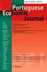 Portuguese Economic Journal