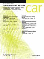Clinical Autonomic Research