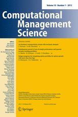 Computational Management Science