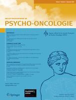 Revue Francophone de Psycho-Oncologie