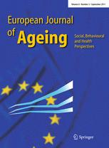 European Journal of Ageing