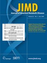 Journal of Inherited Metabolic Disease