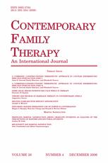 Marriage and Family Therapy team essays