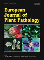 European Journal of Plant Pathology