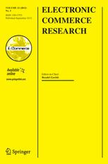 Electronic Commerce Research