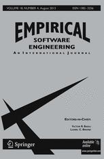 Empirical Software Engineering