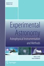 Experimental Astronomy