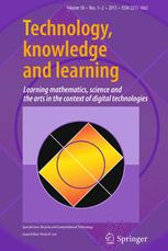 International Journal of Computers for Mathematical Learning