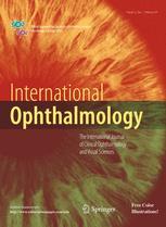 International Ophthalmology