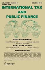 International Tax and Public Finance