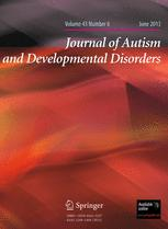 Journal of Autism and Developmental