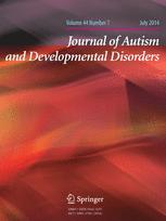 Journal of Autism and Developmen