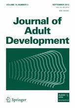 Journal of Adult Development