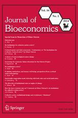 Journal of Bioeconomics
